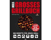 HEELs großes Grillbuch, Heel Verlag